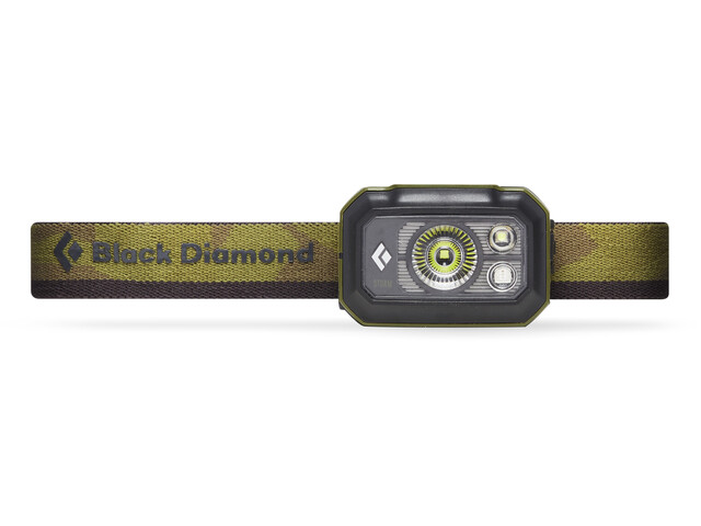 Black Diamond Storm 375 Lampe frontale, dark olive